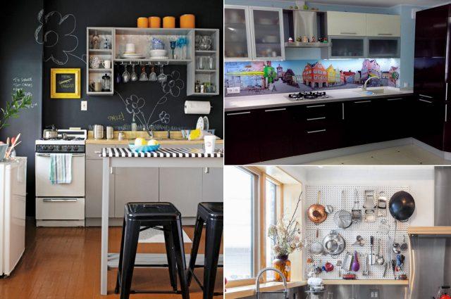 модные дизайны кухни