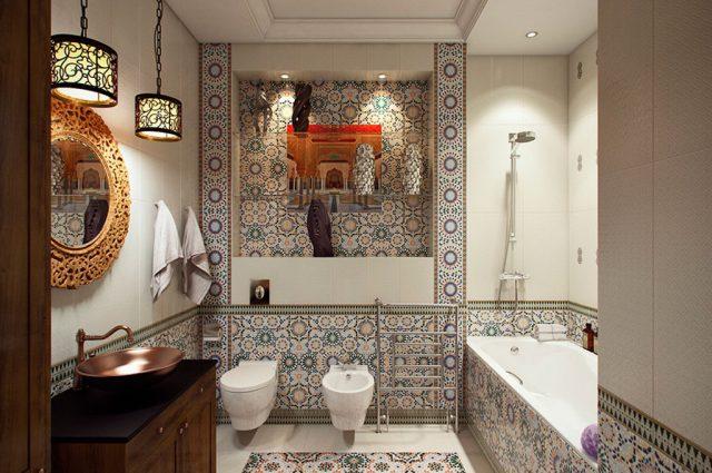 восточная ванная