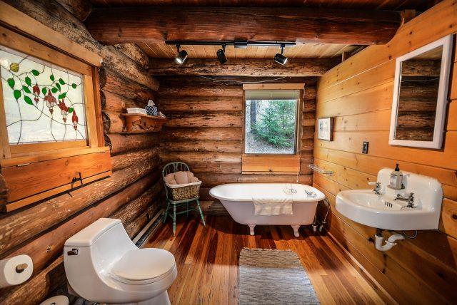Современный стиль для ванной