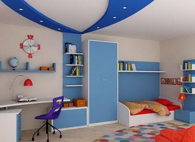 Как оформить детскую комнату - мебель в детской