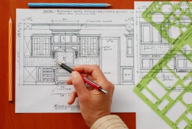 перед ремонтом первым делом рисуем план квартиры