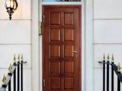 умная дверь