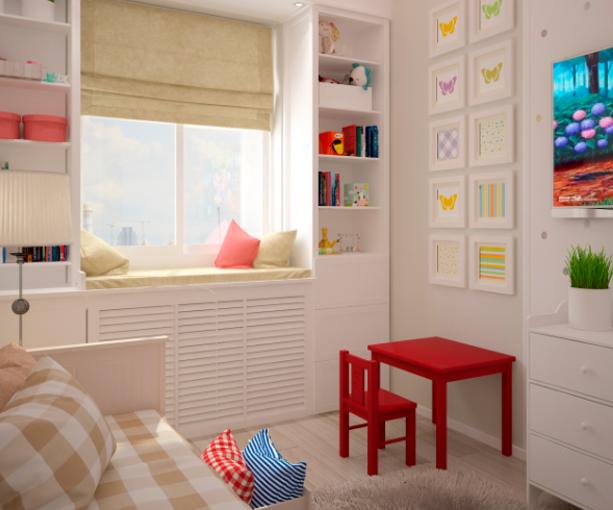 Дизайн детской для девочки подростка фото