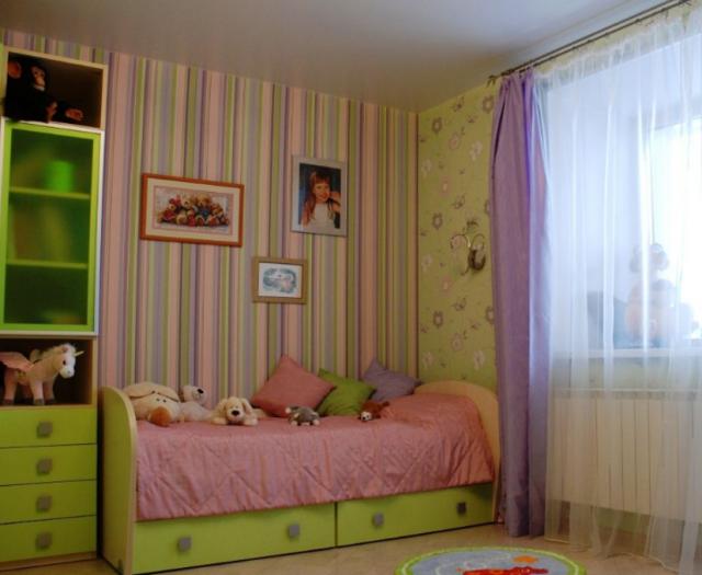 Дизайн детской для девочки подростка