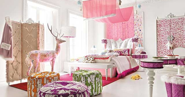 Дизайн детской комнаты для девочки 7 лет