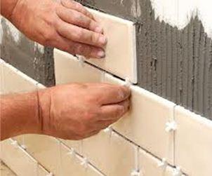 Облицовка стен плиткой своими руками