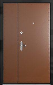 Взломостойкие тамбурные двери