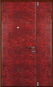 Двери-тамбур-винил1