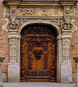 двери парадные металлические23