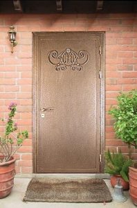 металлические двери с порошковым напылением8