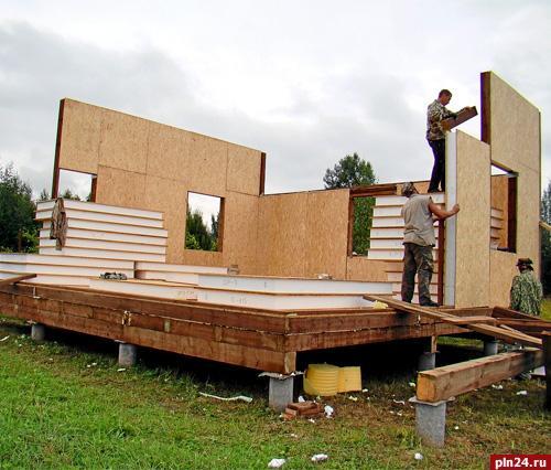 теремок строительство домов цены
