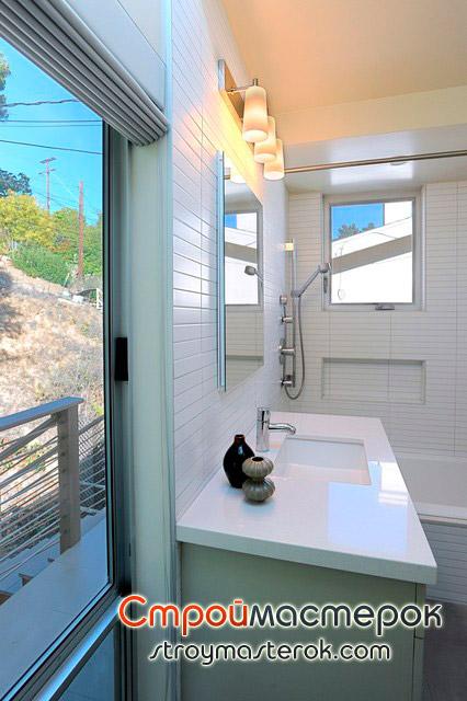 Столешница в ванную комнату фото