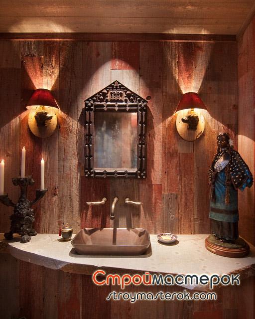 Каменные столешницы для ванной комнаты