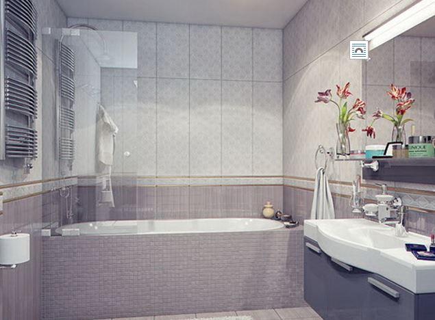 Идеи для ремонта ванной фото