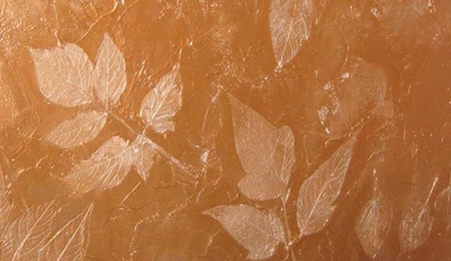 Декоративная штукатурка стен в ванной