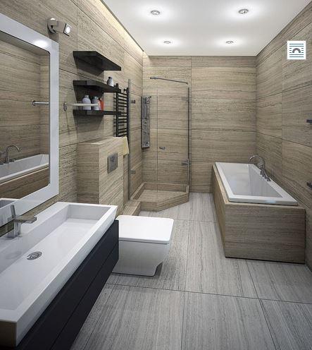 Идеи ремонта ванной фото в интерьере