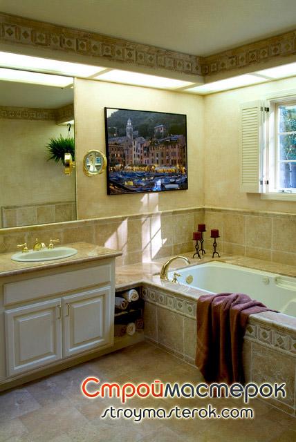 плитка керама марацци для ванной