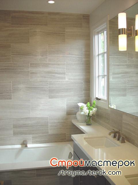 недорогая керамическая плитка для ванной