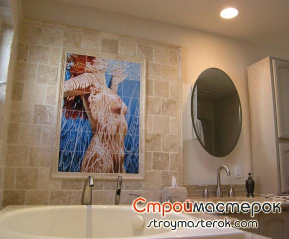 керамическая плитка испания для ванной
