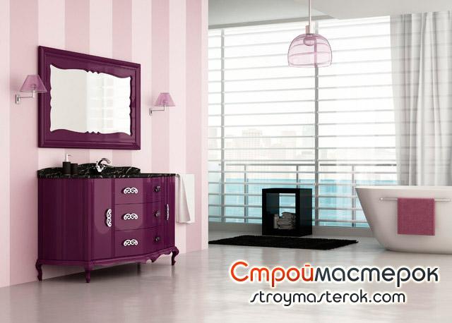 Мебель для ванной комнаты испания