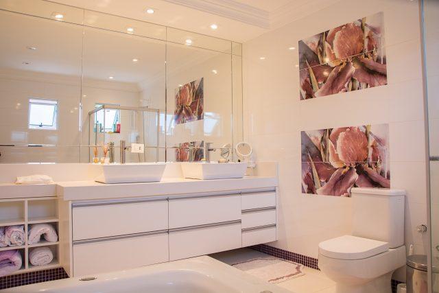мебель в ванную из МДФ