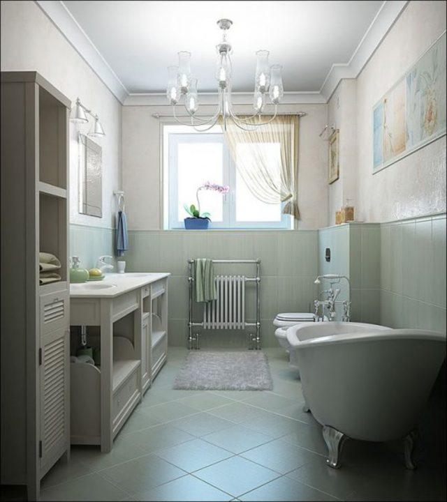 мебель в ванную как расставить