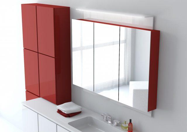 зеркала для ванной необычные