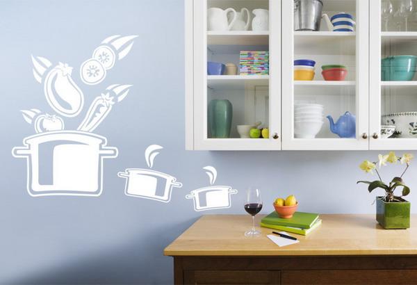 интерьер на кухне своими руками