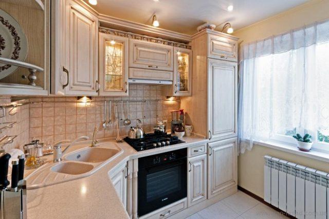 Мебельные фасады для кухни из МДФ