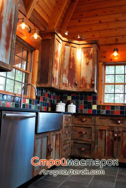 Навесные шкафы для кухни