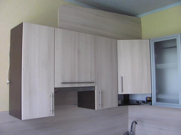 Фасады для кухни из ДСП