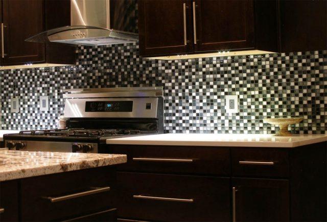 Плитка мозаика для кухни