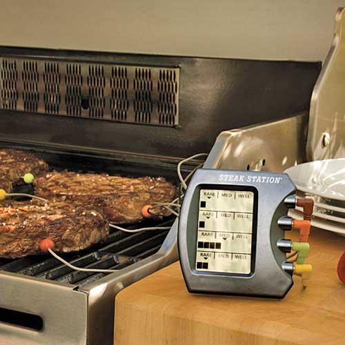 Измеритель температуры стейков