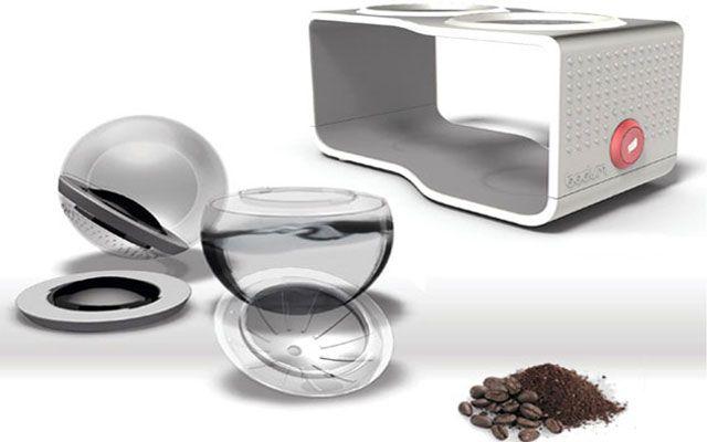 Заварник для чая и кофеварка