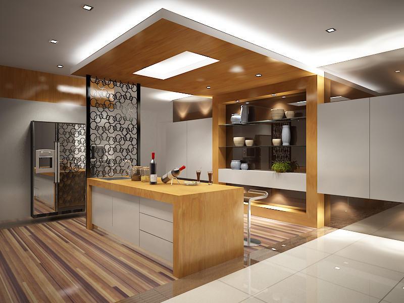 зал кухня студия дизайн фото
