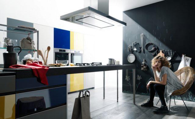 современная кухня от demode