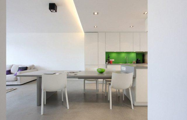 дизайн квартир кухня студия фото