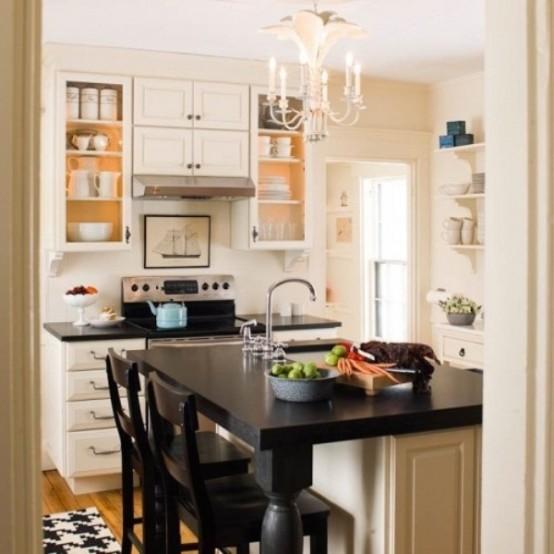 дизайн кухни для дачи