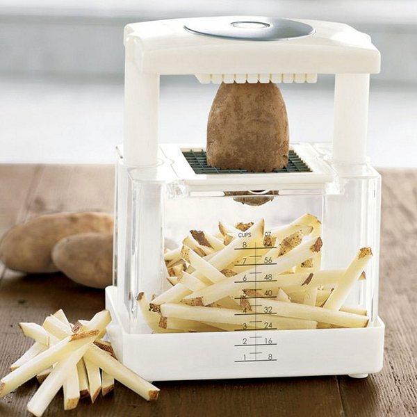 Приспособление для нарезки картофеля