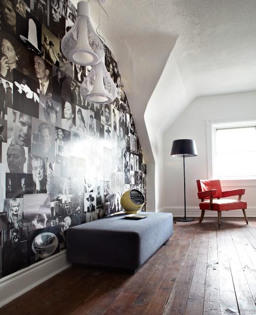 декор стен своими руками фото