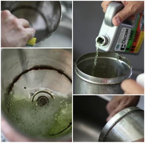 Как убрать ржавчину с металла специальными средствами