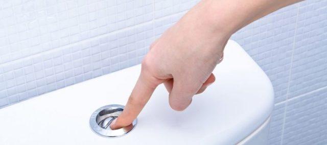 регулировка уровня воды в бачке унитаза