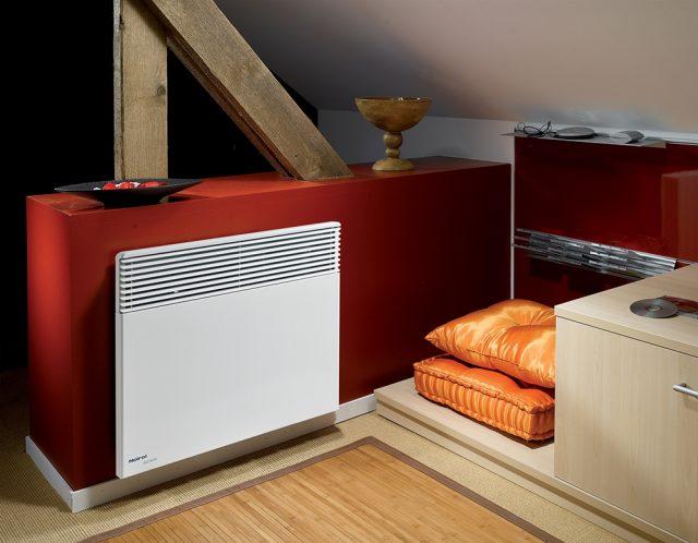 Электрический прибор для отопления