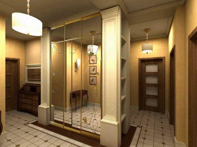 Увеличить пространство в квартире