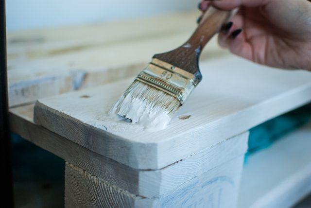 Белые краски для ремонта