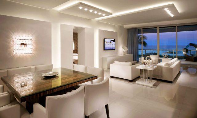 Преимущества и недостатки точечных светильников