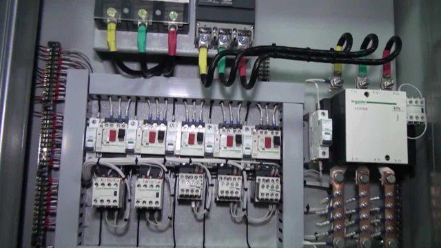 Монтаж электрощитов профессионалом
