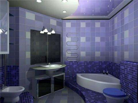 отделка-стен-в-ванной-комнате