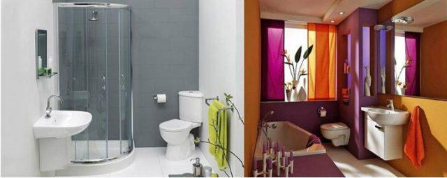 перепланировка ванной с туалетом