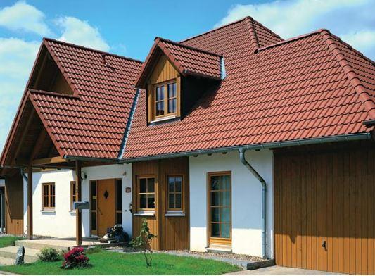 виды и формы крыш частных домов